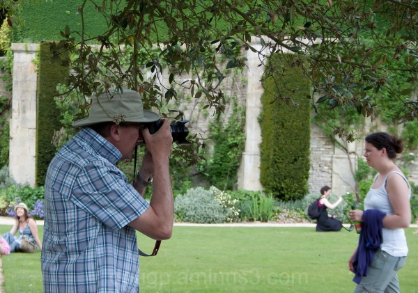 Is nobody safe from the Gloucestershire Paparazzi