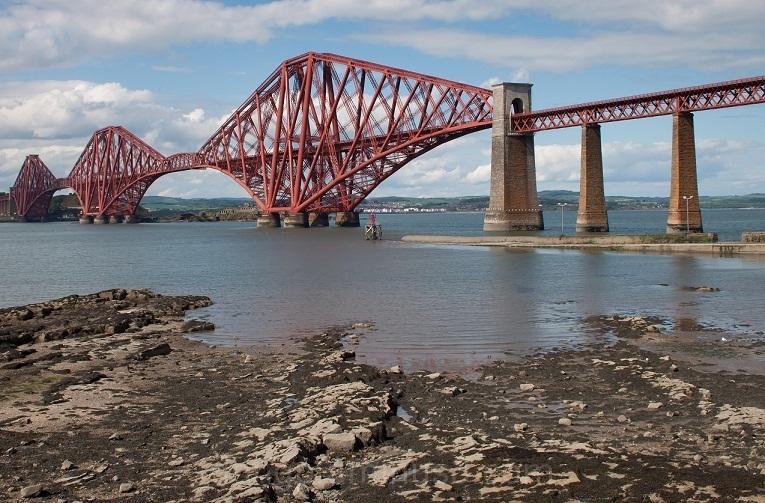 Firth of Forth rail bridge