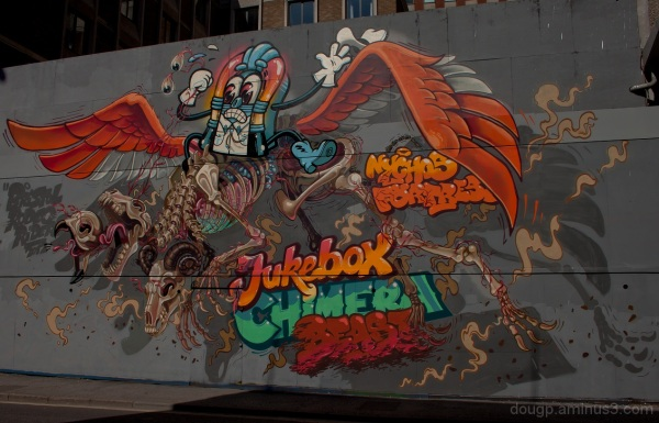 Nelson St, Nychos