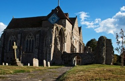 The Church of St Thomas at Winchelsea 1