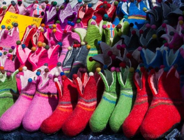 Tourist boots