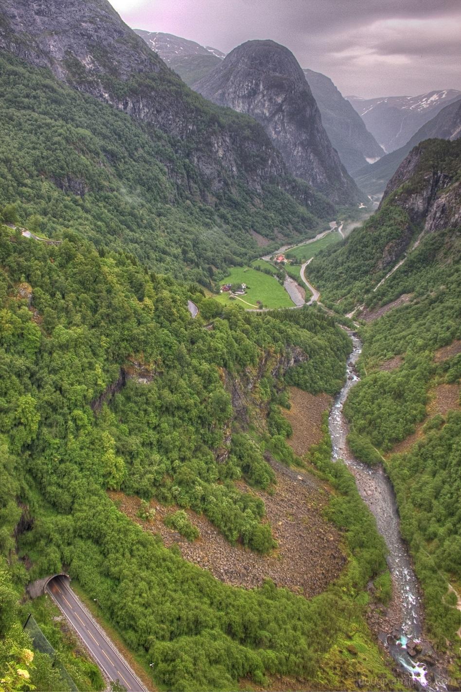 Nærøyfjord area