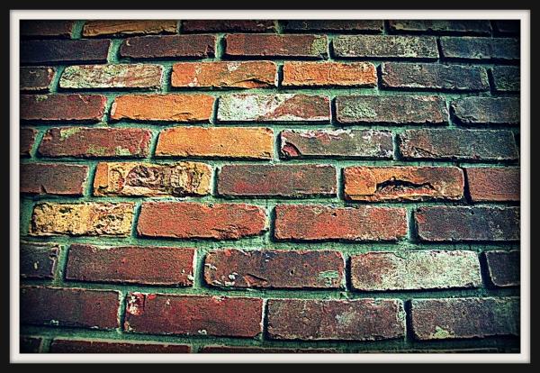 Hitting the Brick Wall