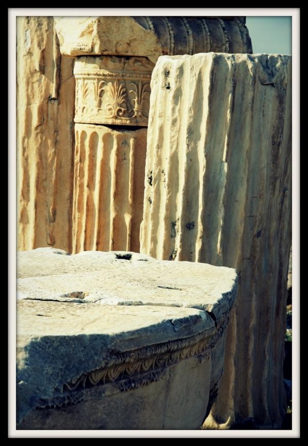 The Acropolis Athens, Greece