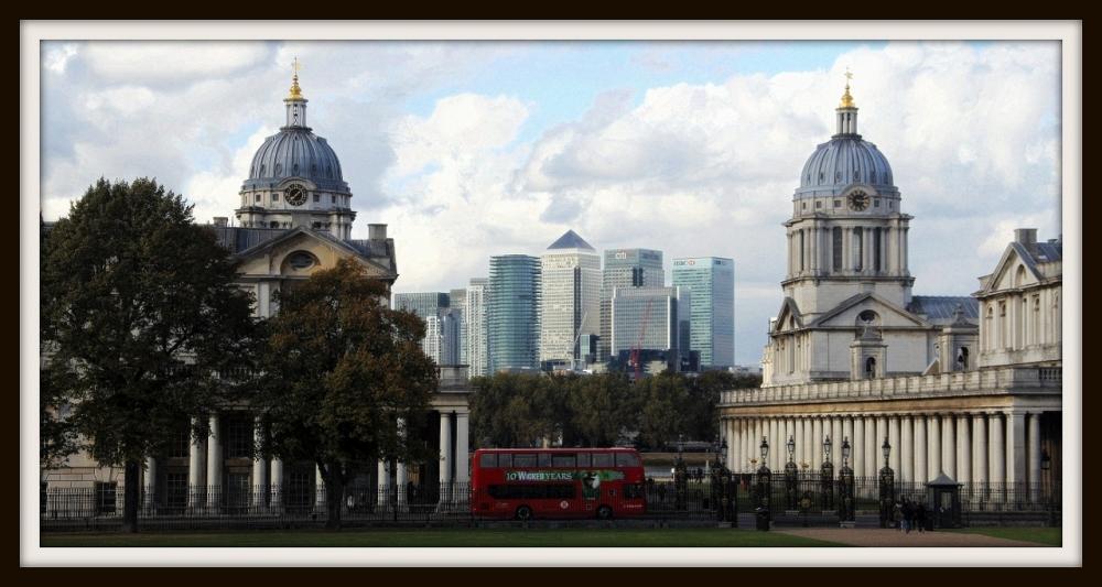 Greenwich Park, London UK
