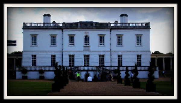 Queen's House Greenwich Park, London UK