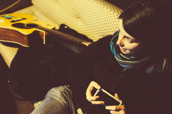 in the studio ix: contemporary musician ii