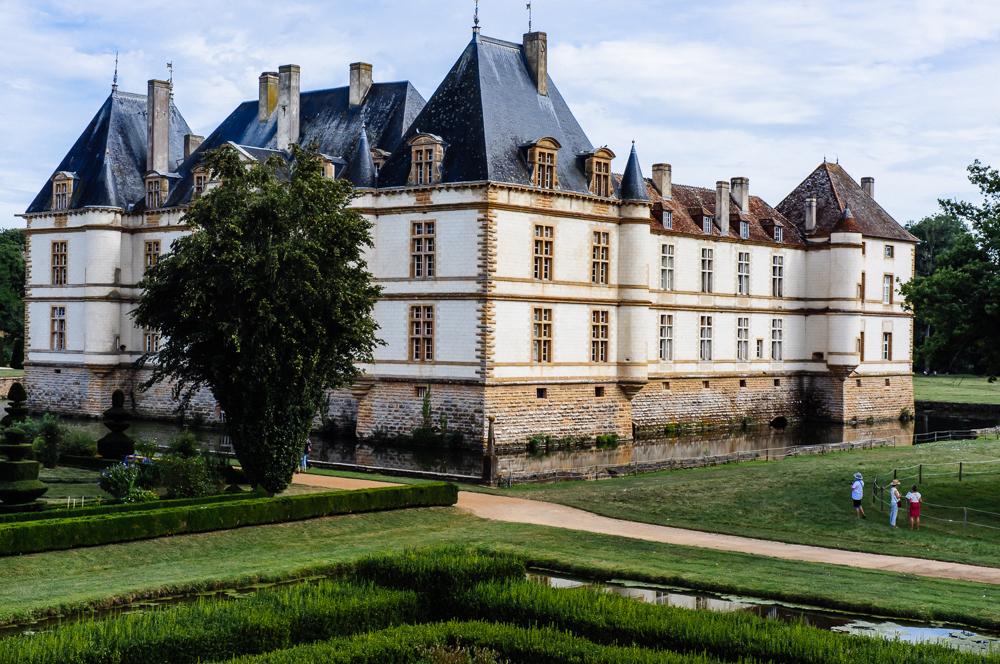 au chateau iii