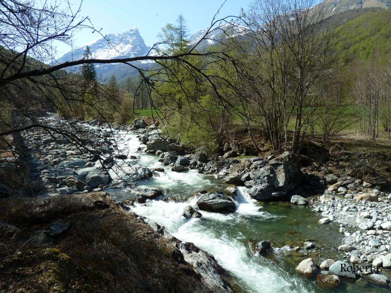 Ala di Stura and Stura river