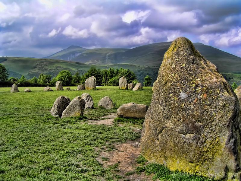 "Castlerigg Stone Circle 4/4 - ""The Sanctuary 2"""