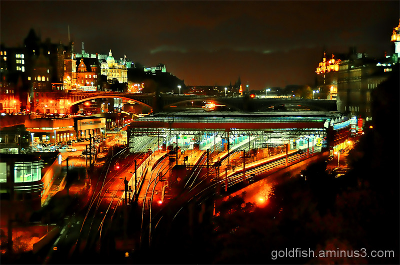Waverley Railway Station