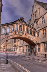 Oxford 3/11   Hertford Bridge (Bridge of Sighs)
