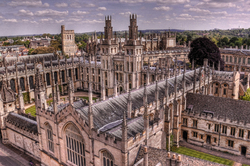 Oxford 4/11   All Souls College