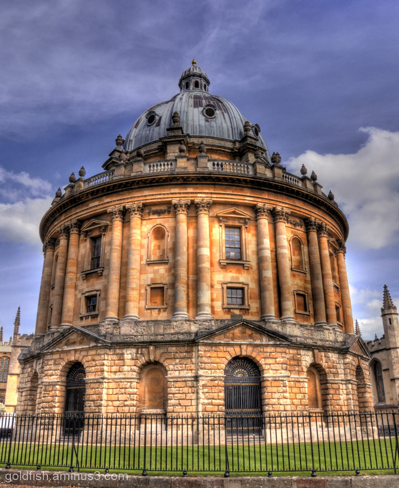 Oxford 6/11 - Radcliffe Camera 1