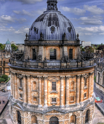 Oxford 7/11   Radcliffe Camera 2