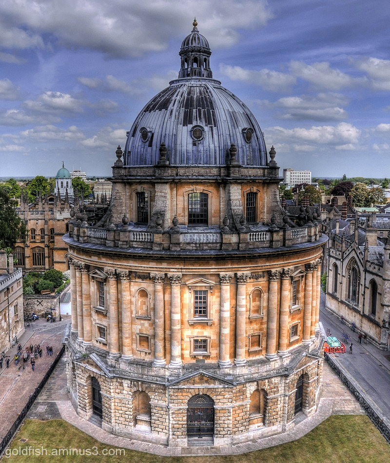 Oxford 7/11 - Radcliffe Camera 2