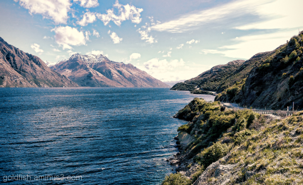 Lake Wakatipu 3/6