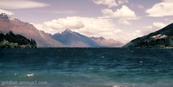 Lake Wakatipu 6/6