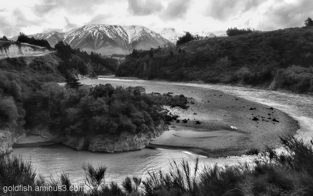 Rakaia River/Gorge/Bridge 4/5