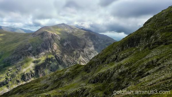 Yr Wyddfa - Snowdon, Llanberis Path (part 1) 11/11