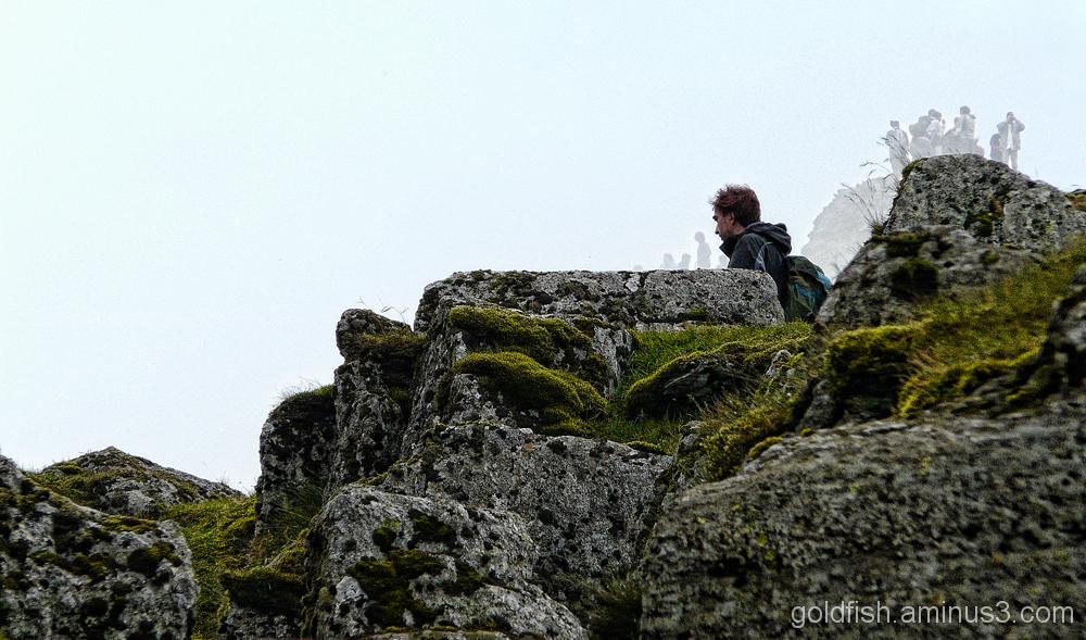 Yr Wyddfa - Snowdon, Llanberis Path (part 2) 11/11