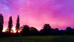 Abingdon Sunrise 1/3