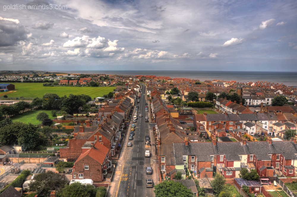 Views From Withernsea Lighthouse 2/3