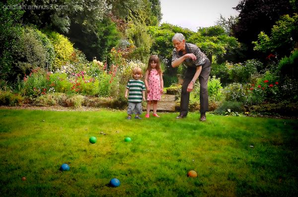 The Headmaster's Garden 3/3