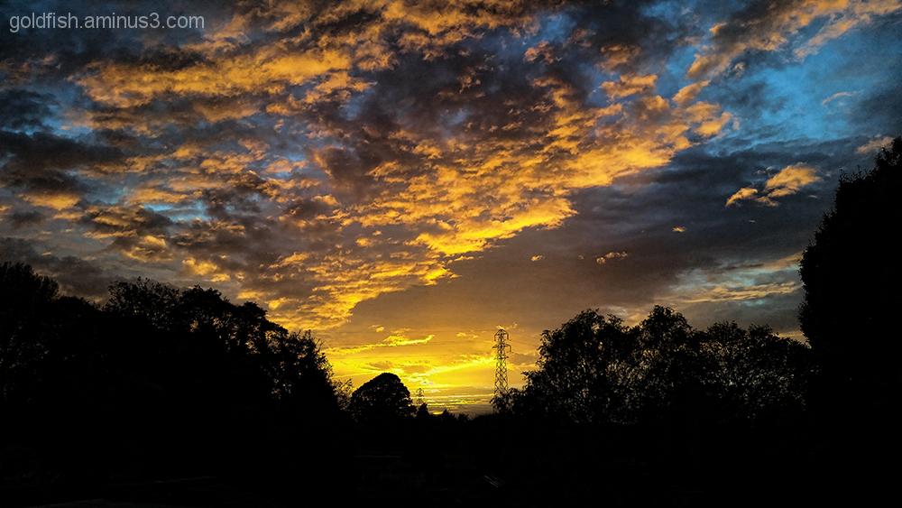 Drayton Sunset (again!)