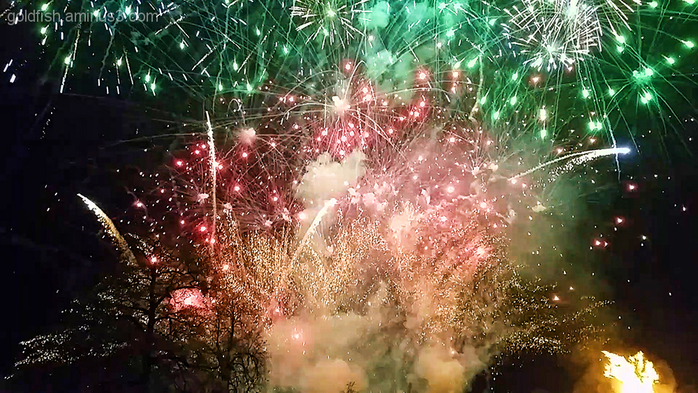 Culham Fireworks 9/11