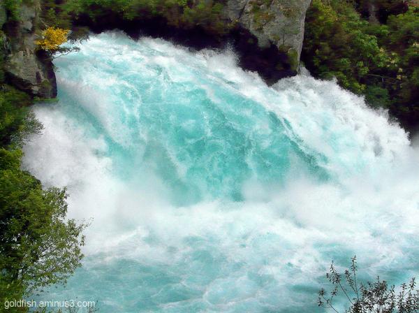 Waikato River & Huka Falls 5/6
