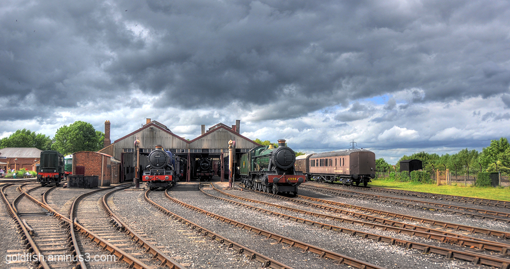 Didcot Railway Centre 6/7
