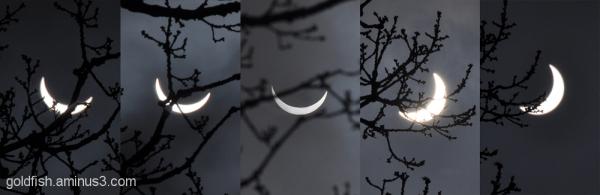 (Partial) Solar Eclipse 2015