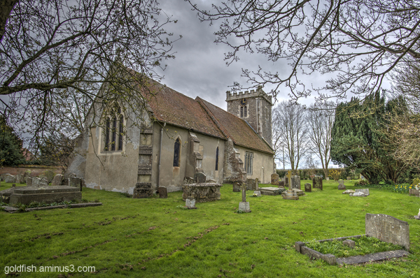 Clifton Parish Church 3/3