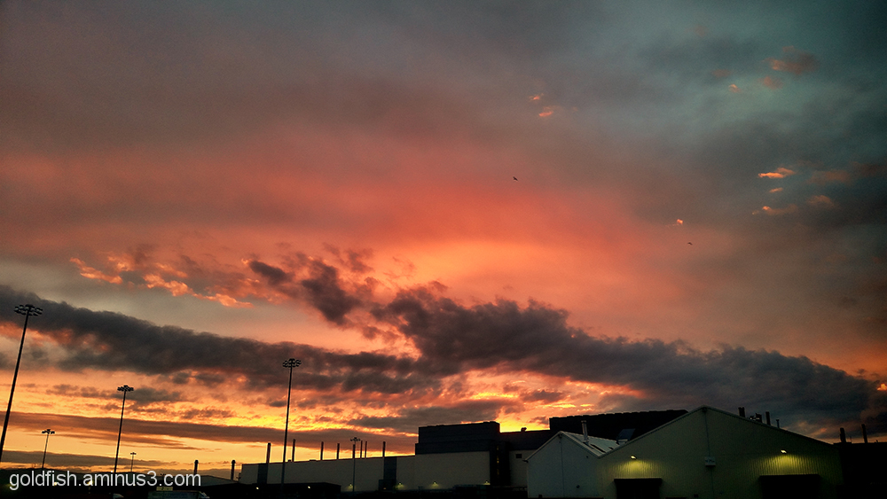 Factory Sunset 4/4