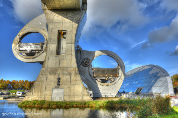 Falkirk Wheel iv