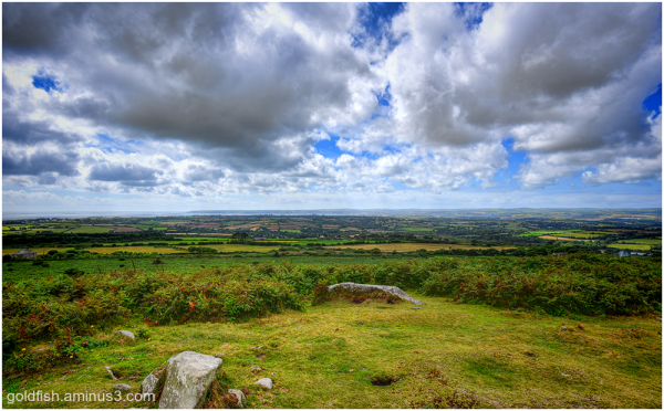 Godolphin Hill View ii