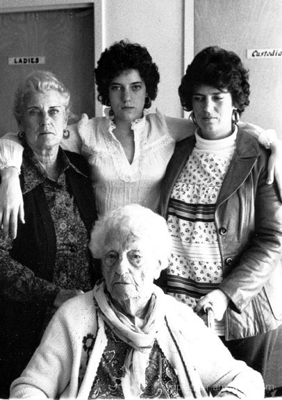 Four Generations  - ca. 1977
