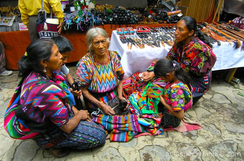 Mayan Women - Guatemala