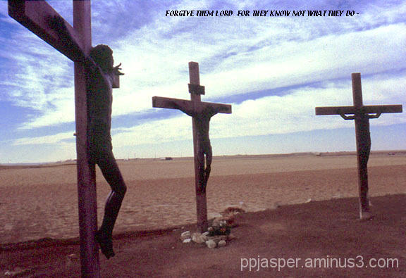 3 Crosses- Texas Panhandle