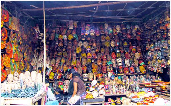 Mask Store - Guatemala