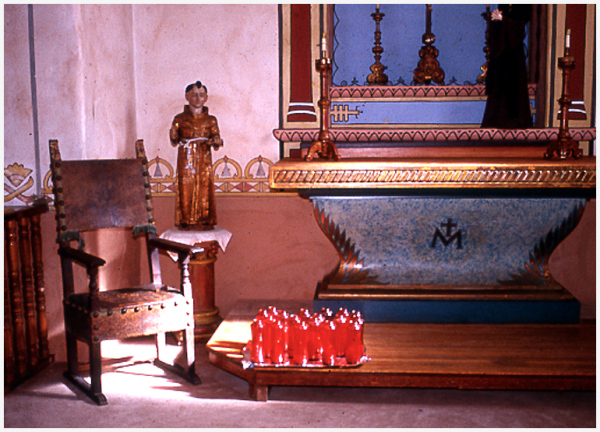 The Red Candles - Santuario Atotonilco