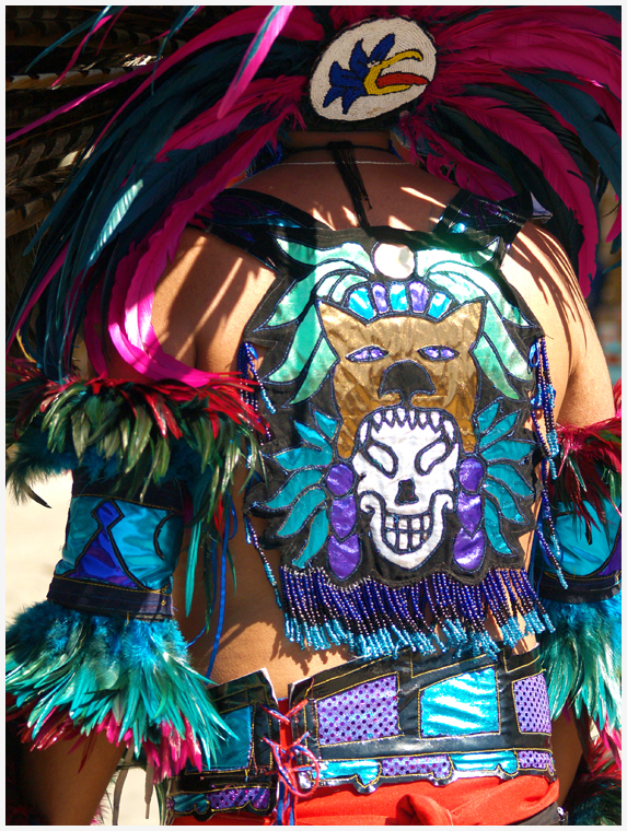 Colorful Costume - Mexico
