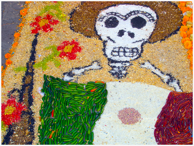 Lugume Art - Day of the Dead