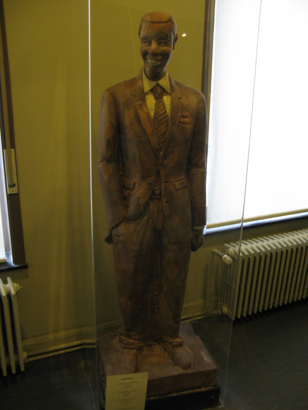 Chocolate Barack Obama