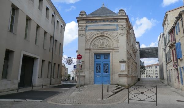 La boutique métiers d'art à Niort