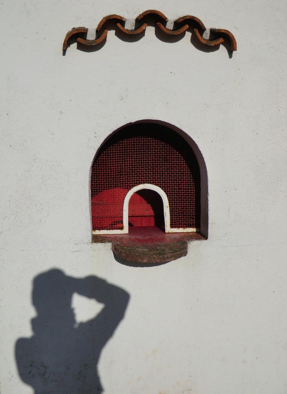 L'entrée du guichet de l'hippodrome de Machecoul