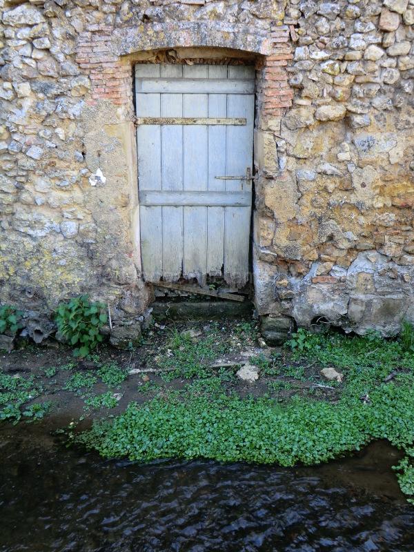 Entrée vers le canal de l'argance
