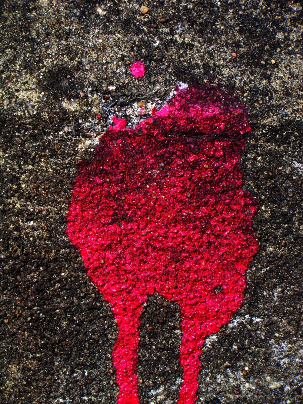 Le fil rouge de la vie et de l'art entre le temps