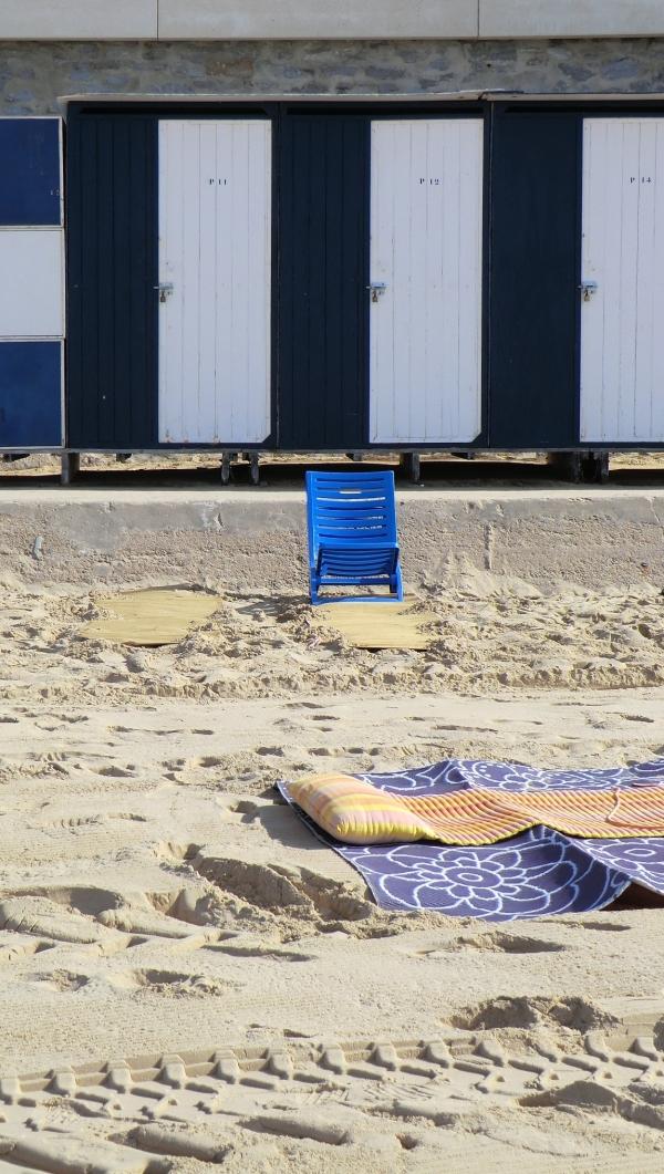 A l'horizon d'une position de veilleur à la plage